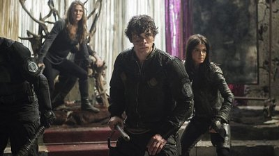 The 100 - 03x16 Perverse Instantiation - Part Two Screenshot