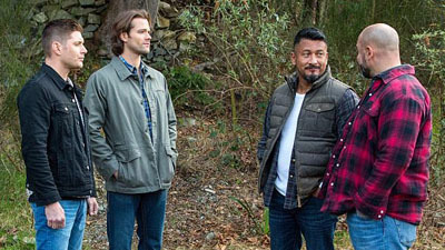Supernatural - 11x19 The Chitters