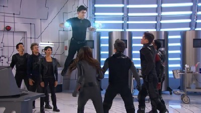 Lab Rats - 04x24 The Vanishing (2) Screenshot