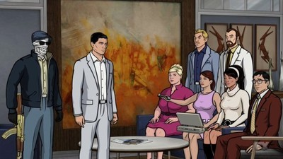 Archer - 07x04 Motherless Child