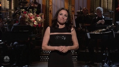 Saturday Night Live - 41x18 Julia Louis-Dreyfus/Nick Jonas