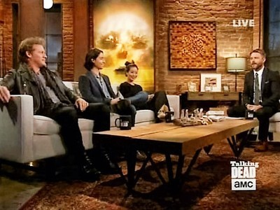 Talking Dead - 05x19 Ouroboros Screenshot