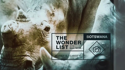 The Wonder List with Bill Weir - 02x05 Botswana: The Hunters & the Hunted Screenshot