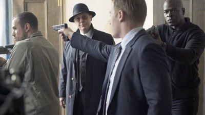 The Blacklist - 03x23 Alexander Kirk: Conclusion  Screenshot