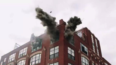 Chicago Fire - 04x22 Where The Collapse Started