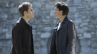 The Vampire Diaries - 07x22 Gods & Monsters Screenshot