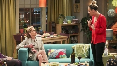The Big Bang Theory - 09x23 The Line Substitution Solution