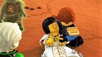 Lego NinjaGo: Masters of Spinjitzu - 06x10 The Way Back Screenshot