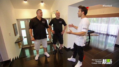Tanked - 11x08 The Miami Heat Is On!