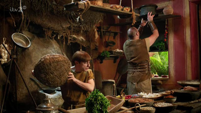 Plebs (UK) - 03x08 The Weatherist Screenshot