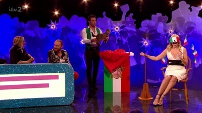 Celebrity Juice (UK) - 15x10 Jimmy Carr, Rickie Haywood-Williams, Melvin Odoom Screenshot