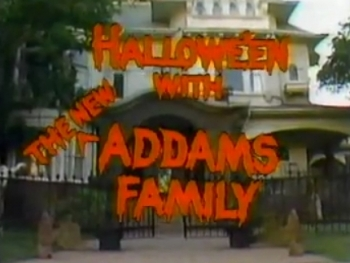 The Addams Family (1964) -  Addam's Family Halloween Special