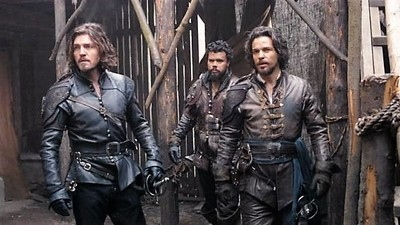 The Musketeers - 03x10 We Are The Garrison Screenshot