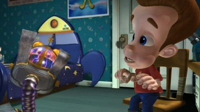 The Adventures of Jimmy Neutron: Boy Genius - 01x12 Journey to the Center of Carl / Aaughh!! Wilderness!!