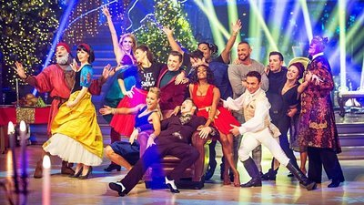Strictly Come Dancing (UK) - TV Special: Series 13, Christmas Special Screenshot