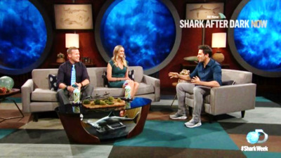Shark After Dark - 04x05 Ashlan Cousteau and Andy Casagrande Screenshot