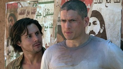 Prison Break - 05x04 The Prisoner's Dilemma