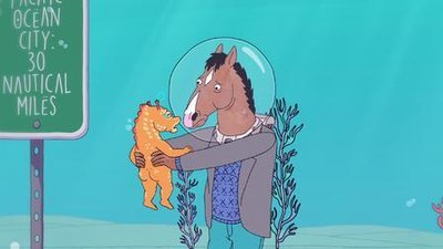 BoJack Horseman - 03x04 Fish Out Of Water