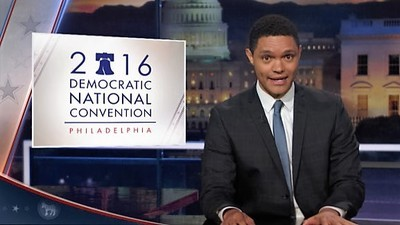 The Daily Show - 21x137 John Podesta Screenshot