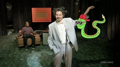 the eric andre show 4x03 howie mandel and malaysia pargo sharetv