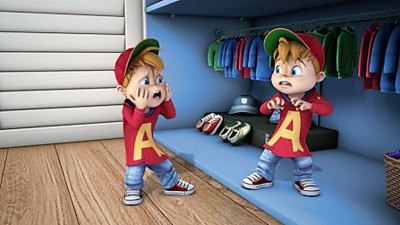 Alvinnn!!! and the Chipmunks - 02x19 Double Trouble