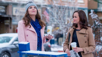 Gilmore Girls - 08x01 Winter
