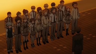 Assassination Classroom - 02x06 Before & After Time