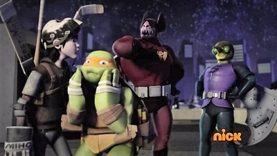 Teenage Mutant Ninja Turtles - 04x19 Bat In The Belfry Screenshot