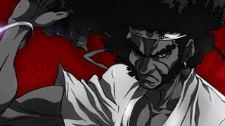 Afro Samurai - TV Movie: Afro Samurai Resurrection Screenshot