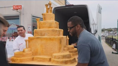 Cake Boss - 09x02 Sand Castles and Seeing Double Screenshot