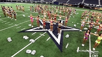 Dallas Cowboys Cheerleaders: Making the Team - 11x01 The Dream Begins Screenshot