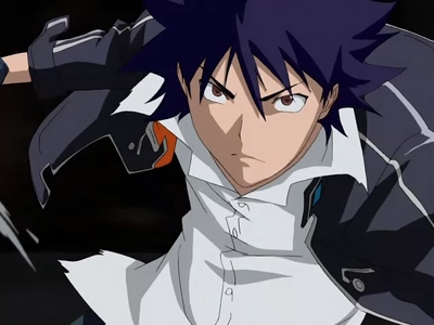 Air Gear - 01x25 Trick 25 : I'm A Genius! Screenshot