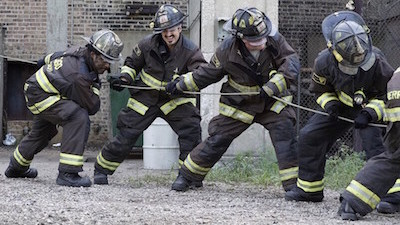 Chicago Fire - 05x04 Nobody Else Is Dying Today