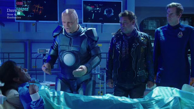 Red Dwarf (UK) - 11x06 Can of Worms