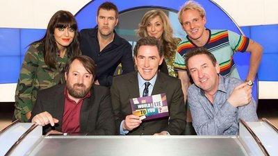 Would I Lie To You? (UK) - 10x06 Claudia Winkleman, Jamie Laing, Rhod Gilbert & Tracy-Ann Oberman