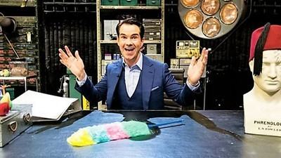 Horizon (UK) - 55x15 Jimmy Carr and the Science of Laughter Screenshot