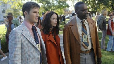 Timeless - 01x06 The Watergate Tape
