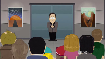 South Park - 20x08 Members Only
