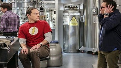 The Big Bang Theory - 10x03 The Dependence Transcendence