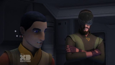 Star Wars Rebels - 03x03 The Antilles Extraction