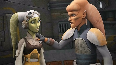Star Wars Rebels - 03x04 Hera's Heroes