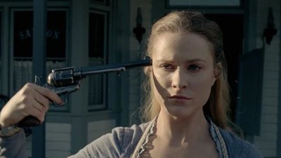Westworld - 01x10 The Bicameral Mind Screenshot