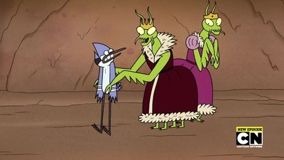 Regular Show - 08x05 Lost And Found Screenshot