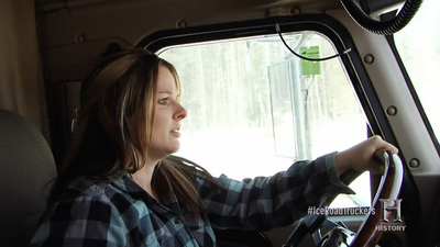 Ice Road Truckers - 10x10 The Final Ride Screenshot