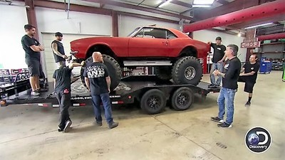 Fast 'N' Loud - 11x06 Camaro Rising Screenshot