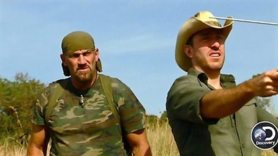 Dual Survival - 09x06 Tracking Lions