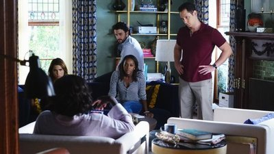 How To Get Away With Murder - 03x05 It's About Frank