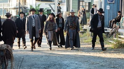 DC's Legends Of Tomorrow - 02x06 Outlaw Country