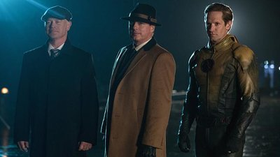 DC's Legends Of Tomorrow - 02x08 The Chicago Way