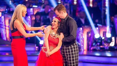 Strictly Come Dancing (UK) - 14x11 Week 5 Results Screenshot